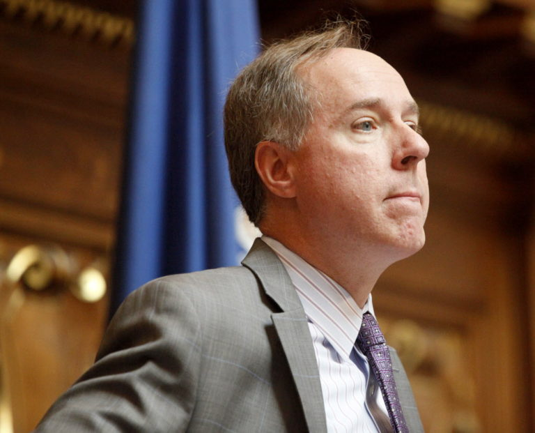 Ernst-Ulrich Franzen: Surprise! Robin Vos doesn't like being kept in the dark