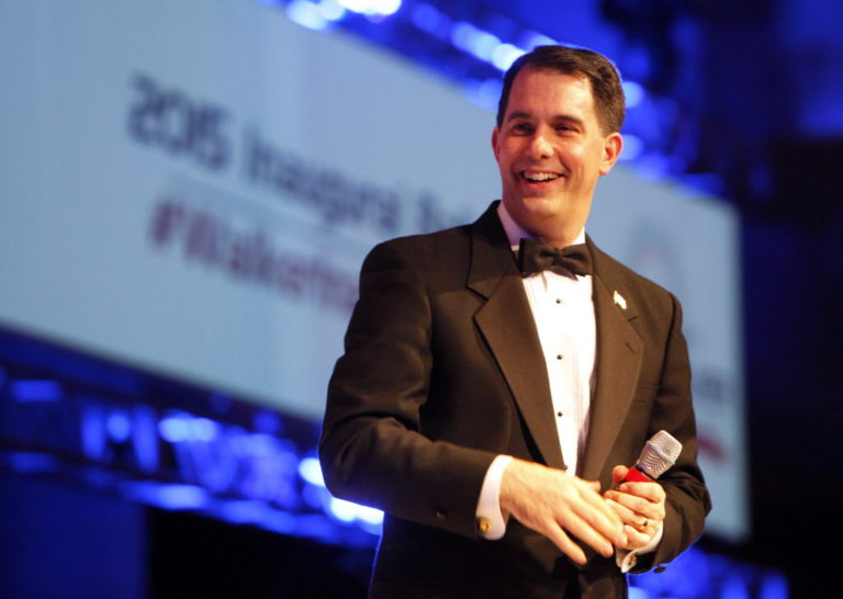 James Rowen: Because Walker will say anything to get re-elected