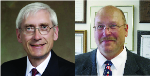 Evers battles with Holtz over state's achievement gap