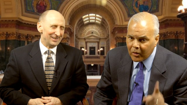 'The Insiders' talk Trump, Walker, Laning and Evers-Holtz