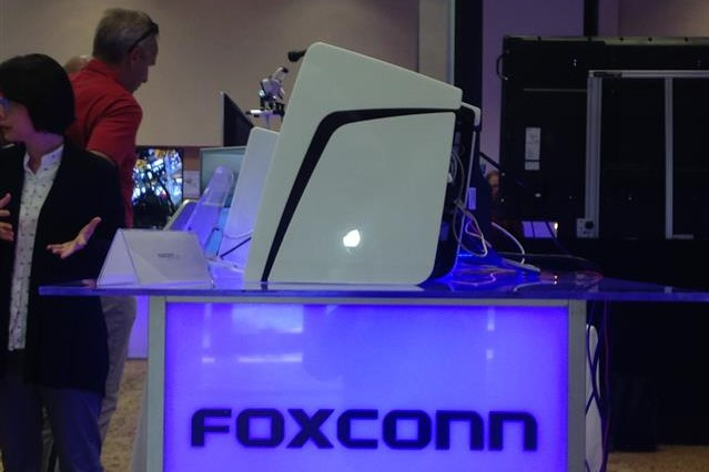 Assembly approves Foxconn bill 59-30