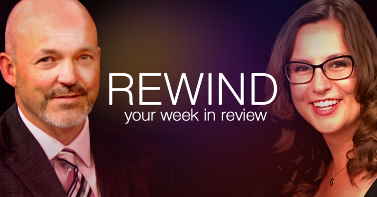 'Rewind': Your week in review