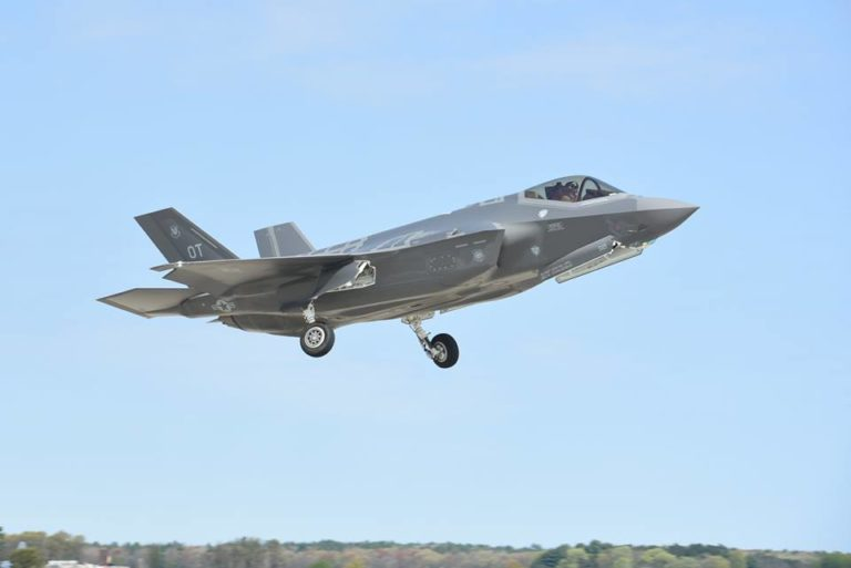 Chris Taylor, 9 local officials: Strong community opposition needed to avoid harms of F-35s