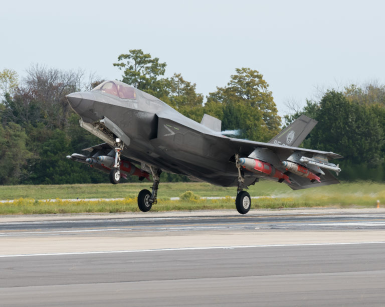 Craig Eley: Subjecting communities to F-35 noise is the opposite of 'freedom'