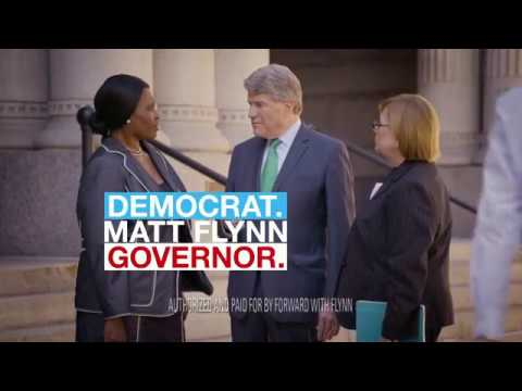 """Flynn campaign: 30-second TV ad, """"One Candidate"""""""