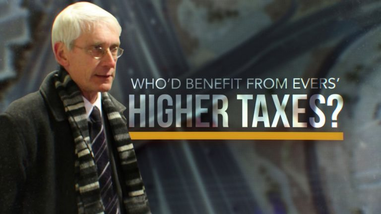 AFP-Wisconsin TV ad says state 'can't afford' Evers