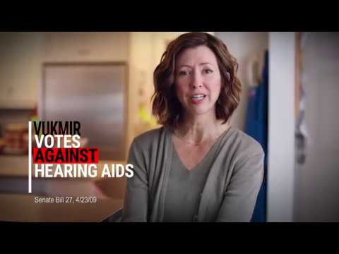 "Baldwin campaign: 30-second TV ad, ""Why"""