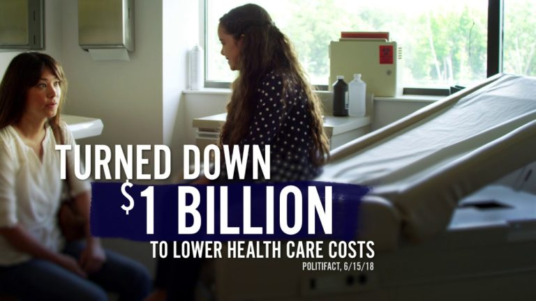 New DGA ad says Walker was doing what donors wanted on schools, health care, not 'looking out for you'