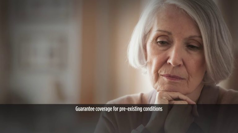 RSLC TV ad says Walker, Kleefisch will protect those with per-existing conditions