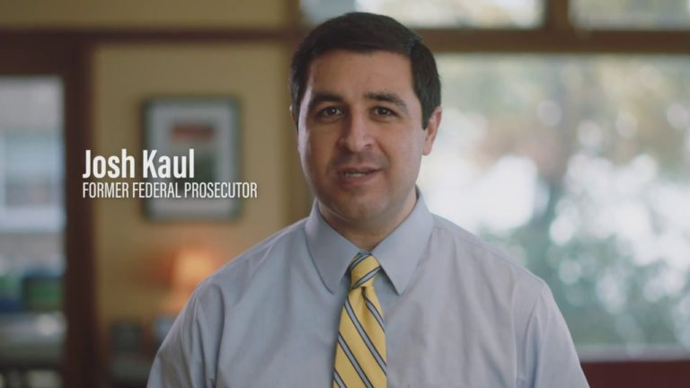 "Kaul campaign: 30-second TV ad, ""Long Enough"""