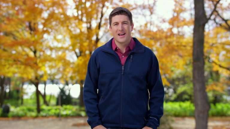 Steil says he's 'ready to go to work' in latest TV ad
