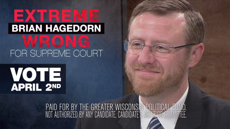 Greater Wisconsin hits Hagedorn on abortion in new TV ad