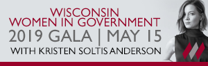 Wisconsin Women in Government Ad