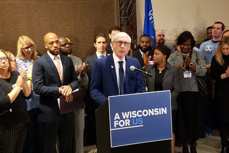 Evers says he's not giving up on Medicaid expansion