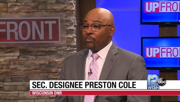 Cole on 'UpFront': DNR 'doubling down' on efforts to improve drinking water quality