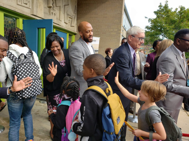 Gov. Evers: Welcomes students, educators, and staff back to school