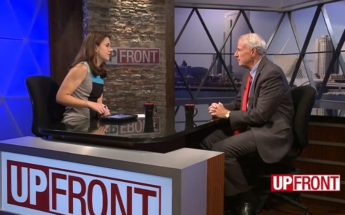 'UpFront': Barrett says proposed sales tax would fund property tax relief, police, lead abatement